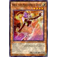 Aria the Melodious Diva (Shatterfoil Rare) Thumb Nail