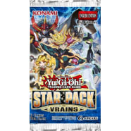 Star Pack VRAINS Booster Pack Thumb Nail