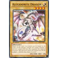 Alexandrite Dragon