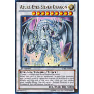 Azure-Eyes Silver Dragon Thumb Nail