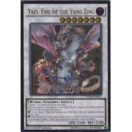Yazi, Evil of the Yang Zing (Ultimate Rare) Thumb Nail