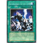 Autonomous Action Unit Thumb Nail