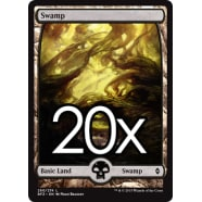 20 Battle for Zendikar Swamp A 260 - Basic Land Thumb Nail