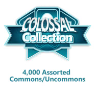 CoolStuffInc.com Colossal Collection - An Assortment of 4,000 Commons/Uncommons from Magic: The Gathering! Thumb Nail