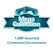 CoolStuffInc.com Mega Collection - An Assortment of 1,000 Commons/Uncommons from Magic: The Gathering! Thumb Nail