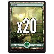 20 Amonkhet Forest 254 - Basic Land Thumb Nail