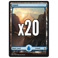 20 Amonkhet Island 251 - Basic Land Thumb Nail
