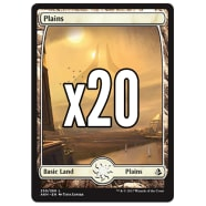20 Amonkhet Plains 250 - Basic Land Thumb Nail
