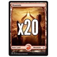 20 Hour of Devastation Mountain 188 - Basic Land Thumb Nail