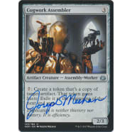 Cogwork Assembler Signed by Joseph Meehan Thumb Nail