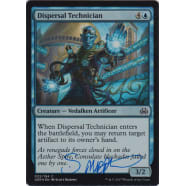 Dispersal Technician FOIL Signed by Scott Murphy Thumb Nail