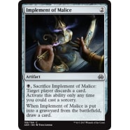 Implement of Malice Thumb Nail