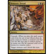 Demonic Dread Thumb Nail