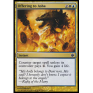 Offering to Asha Thumb Nail