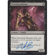 Festering Mummy Signed by Christopher Burdett Thumb Nail