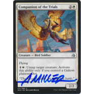 Companion of the Trials Signed by Aaron Miller  Thumb Nail