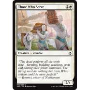 Those Who Serve Thumb Nail