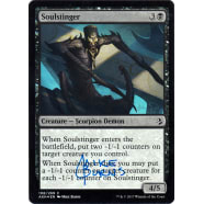 Soulstinger FOIL Signed by Mike Burns Thumb Nail