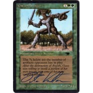 Gaea's Avenger Signed by Pete Venters Thumb Nail