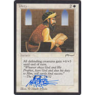 Piety Signed by Mark Poole Thumb Nail
