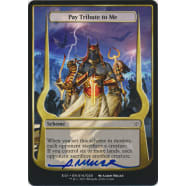 Pay Tribute to Me Signed by Aaron Miller Thumb Nail