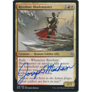 Resolute Blademaster Signed by Joseph Meehan Thumb Nail