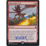 Khorvath's Fury Signed by Mark Behm Thumb Nail