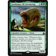 Grothama, All-Devouring Thumb Nail