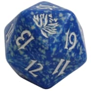 Beatdown - D20 Spindown Life Counter - Blue Thumb Nail