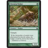 Charging Badger Thumb Nail