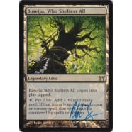Boseiju, Who Shelters All FOIL Signed by Ralph Horsley Thumb Nail
