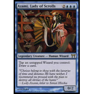 Azami, Lady of Scrolls Thumb Nail