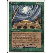 Cyclone Signed by Mark Tedin (Chronicles) Thumb Nail