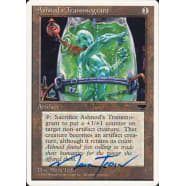 Ashnod's Transmogrant Signed by Mark Tedin (Chronicles) Thumb Nail