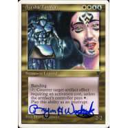 Ayesha Tanaka Signed by Bryon Wackwitz (Chronicles) Thumb Nail