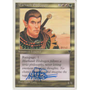 Marhault Elsdragon Signed by Mark Poole (Chronicles) Thumb Nail