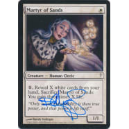 Martyr of Sands Signed by Randy Gallegos Thumb Nail