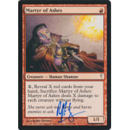 Martyr of Ashes Signed by Ralph Horsley Thumb Nail