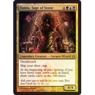 Damia, Sage of Stone (Oversized Foil) Thumb Nail