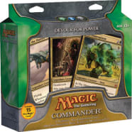 Commander (2011 Edition) - Devour For Power Deck Thumb Nail