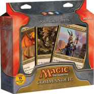 Commander (2011 Edition) - Political Puppets Deck Thumb Nail