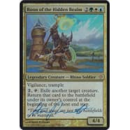 Roon of the Hidden Realm (Oversized Foil) Signed by Steve Prescott Thumb Nail