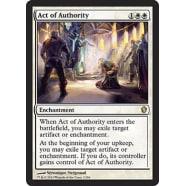 Act of Authority Thumb Nail