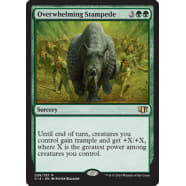 Overwhelming Stampede Thumb Nail