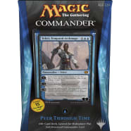 Commander (2014 Edition) - Peer Through Time Deck Thumb Nail
