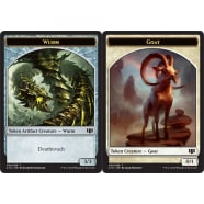 Goat (Token) // Wurm (Deathtouch) Thumb Nail