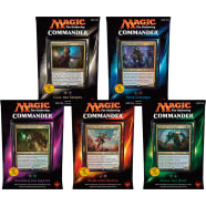 Commander (2015 Edition) - Complete Set of 5 Thumb Nail