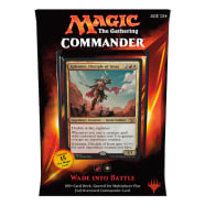 Commander (2015 Edition) - Wade into Battle Thumb Nail
