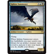 Sphinx Summoner Thumb Nail