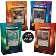 Commander (2017 Edition) - Complete Set of 4 Thumb Nail